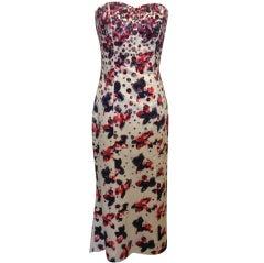 Carolina Herrera evening gown