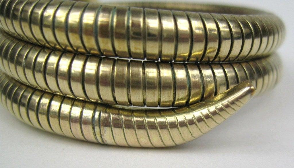 3 Coil Snake Bracelet 3