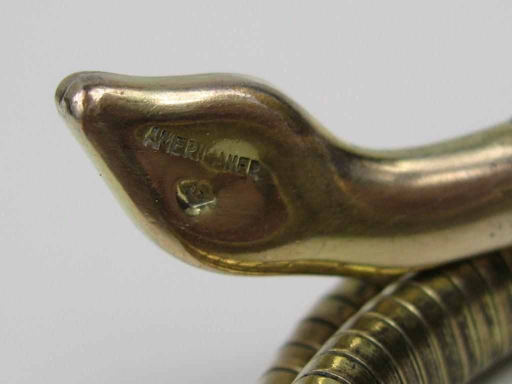 3 Coil Snake Bracelet 7