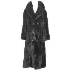 70s Men's Emilio Gucci MINK Coat