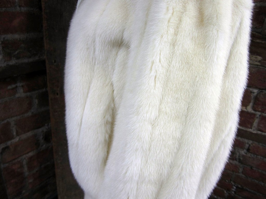 Christian Dior Mink & Fox Jacket Christian Dior Fourrure Coat  5