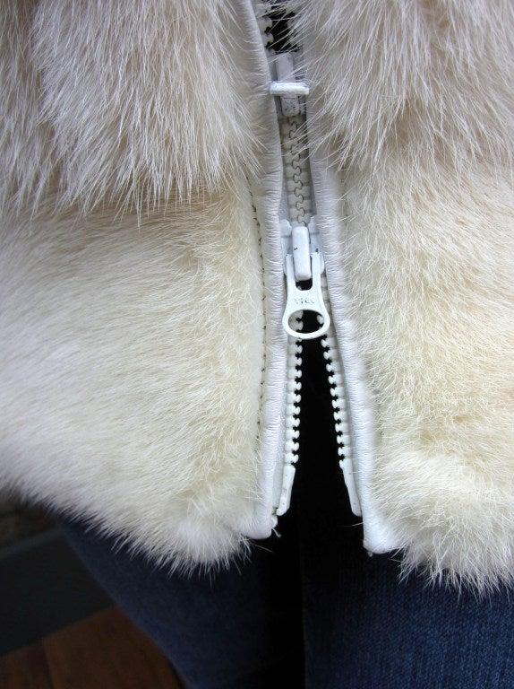 Christian Dior Mink & Fox Jacket Christian Dior Fourrure Coat  7