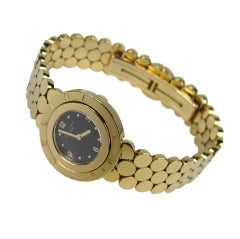 Celine Paris Gold Watch New in box Never worn