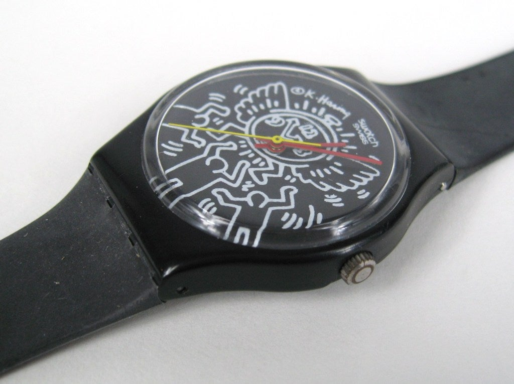 Bracelet noir amateur sur