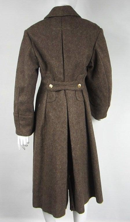1980 S Russian Military Overcoat Ussr Original Uniform At