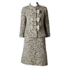 Sybil Connolly Tweed Suit