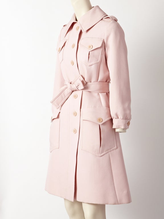 Bill Blass for Bond Street Trench 3