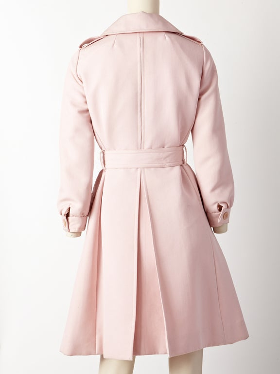 Bill Blass for Bond Street Trench 4