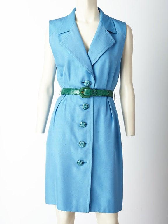Yves Saint Laurent Day Dress 2