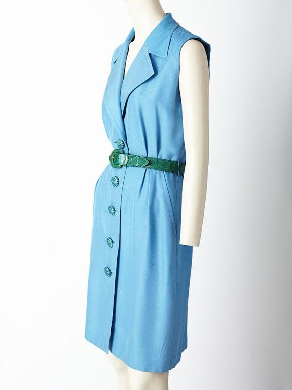 Yves Saint Laurent Day Dress 3