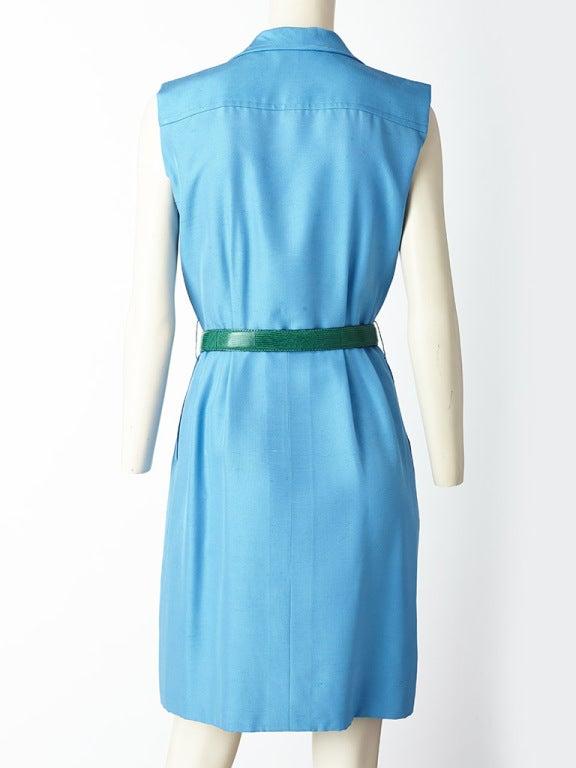 Yves Saint Laurent Day Dress 4
