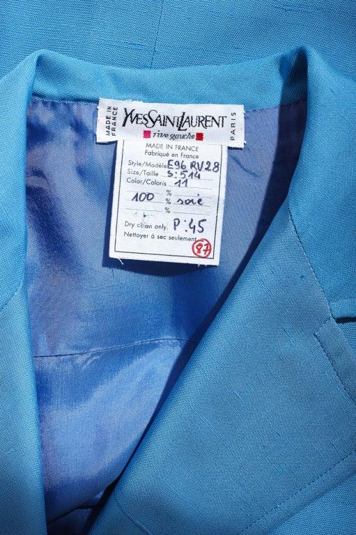 Yves Saint Laurent Day Dress 5