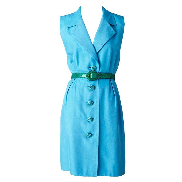 Yves Saint Laurent Day Dress 1