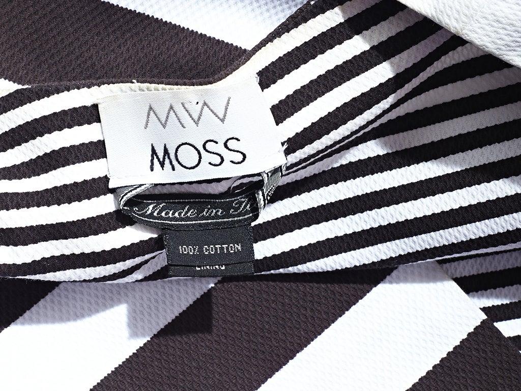MW Moss Cotton Pique Reversible Jacket 5