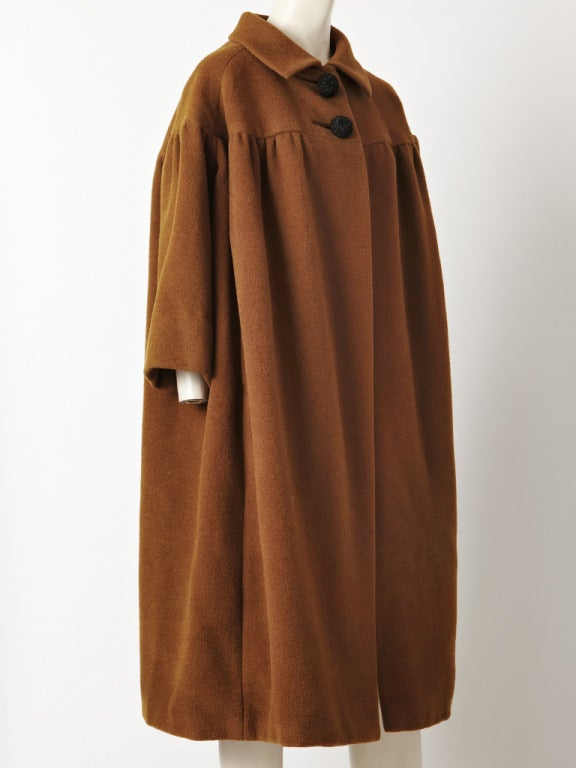 Traina-Norell Barrel Coat 2