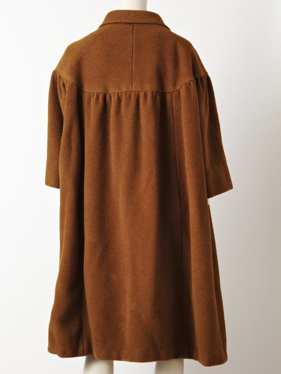 Traina-Norell Barrel Coat 3