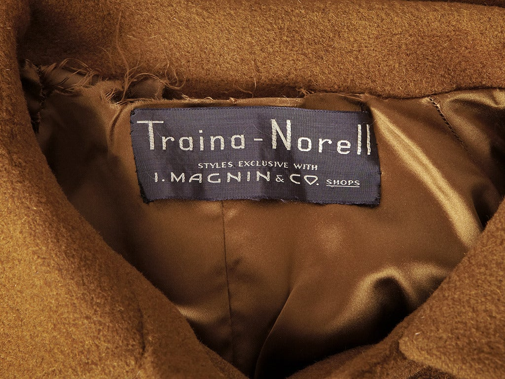 Traina-Norell Barrel Coat 4