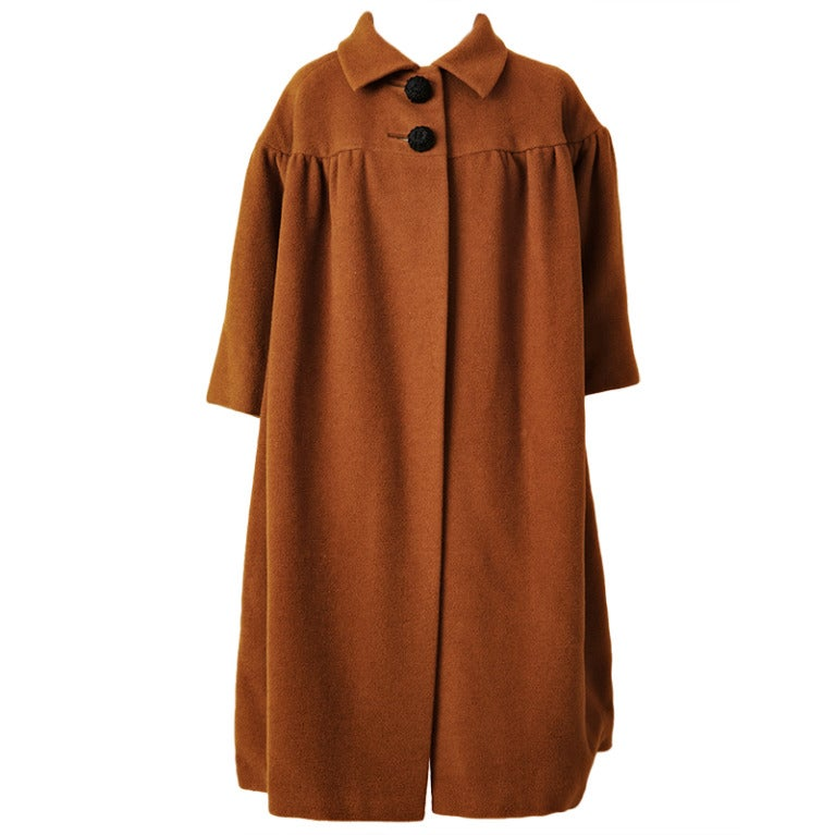 Traina-Norell Barrel Coat 1