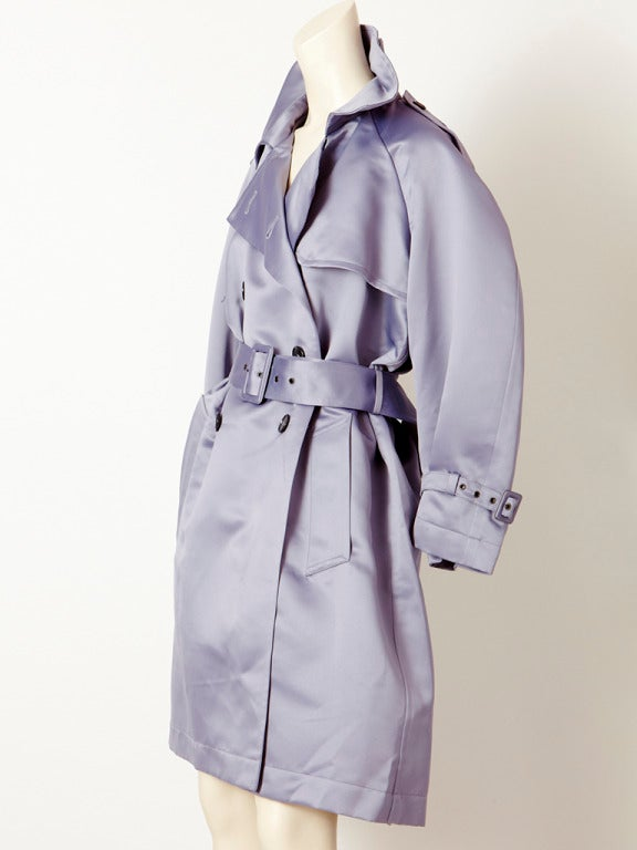 YSL Classic Trench 2