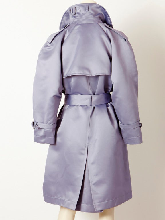 YSL Classic Trench 3