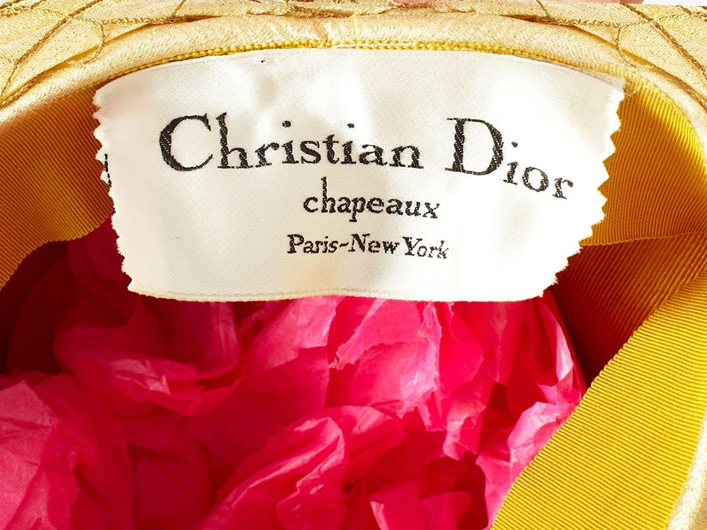 Women's Christian Dior Turban
