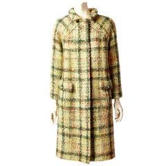 Sybil Connolly Tweed Coat