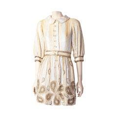 Burke - Amey Beaded Mini Dress