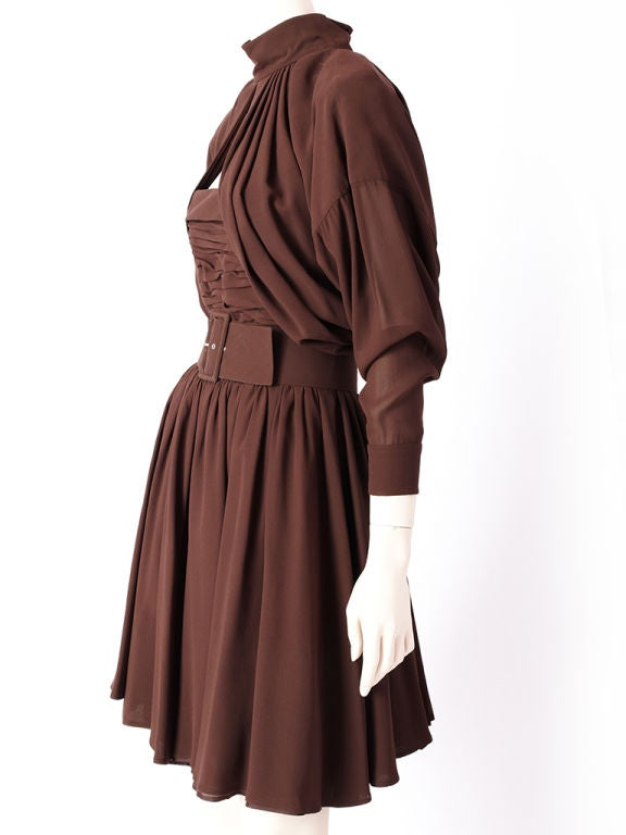Brown Cocktail Evening Dresses