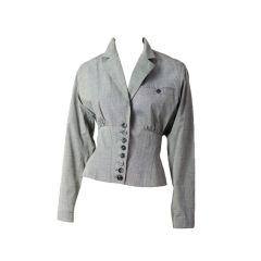 Azzedine Alaia Corset jacket