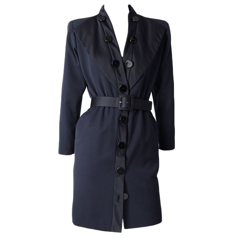 YSL Tuxedo Dress For Sale
