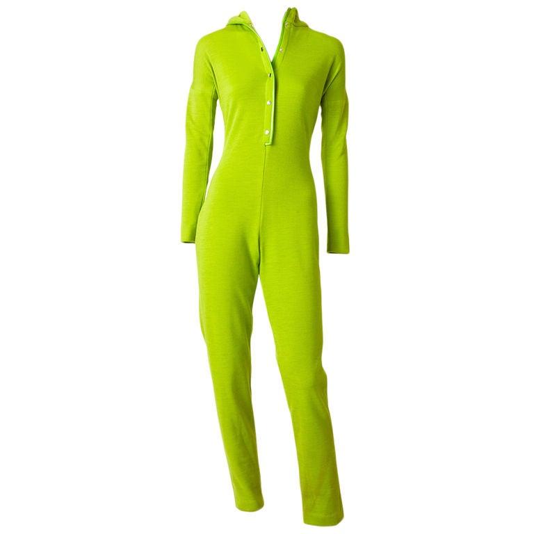 Bonnie Cashin Jumpsuit For Sale