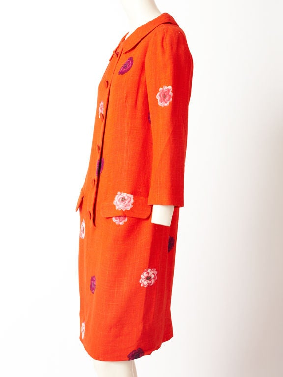 Christian dior couture coat dress at 1stdibs for Dior couture dress price