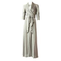 Geoffrey Beene Matte Jersey Dress