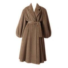 Perry Ellis Belted Coat
