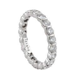 Harry Winston Eternity Ring