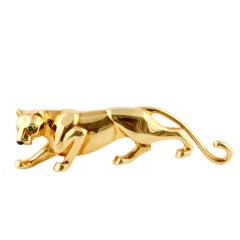 Cartier Panther Brooch