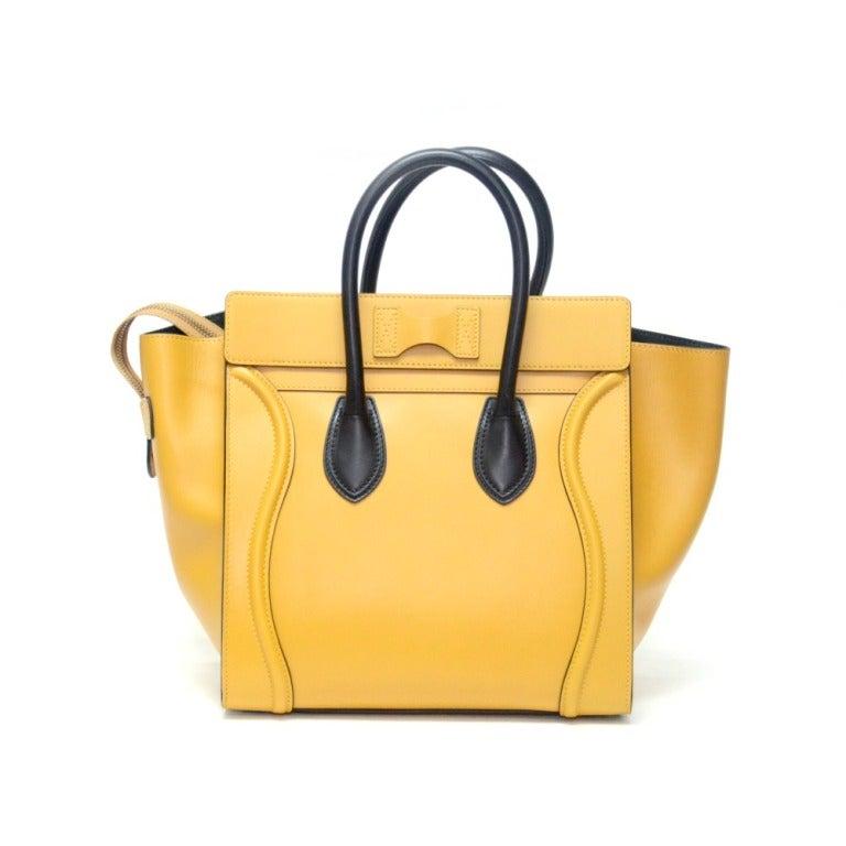 Hermes Celine Mini Luggage 3