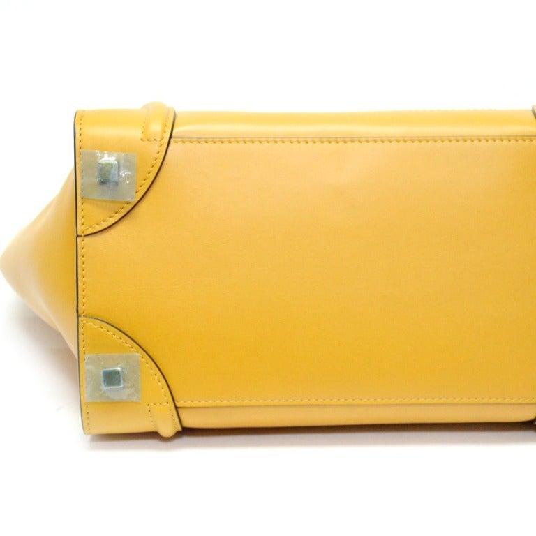 Hermes Celine Mini Luggage 4