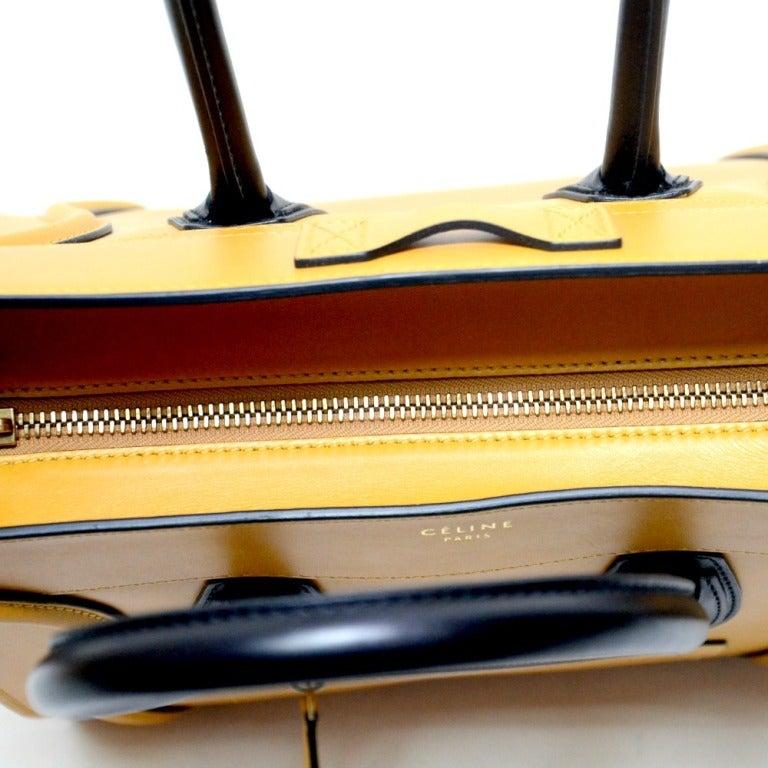 Hermes Celine Mini Luggage 5