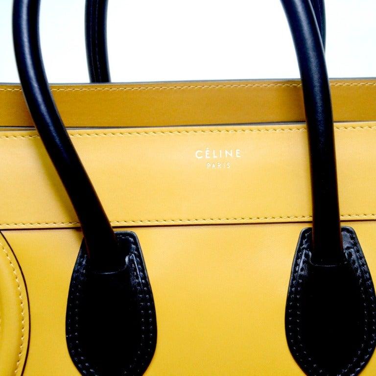 Hermes Celine Mini Luggage 6