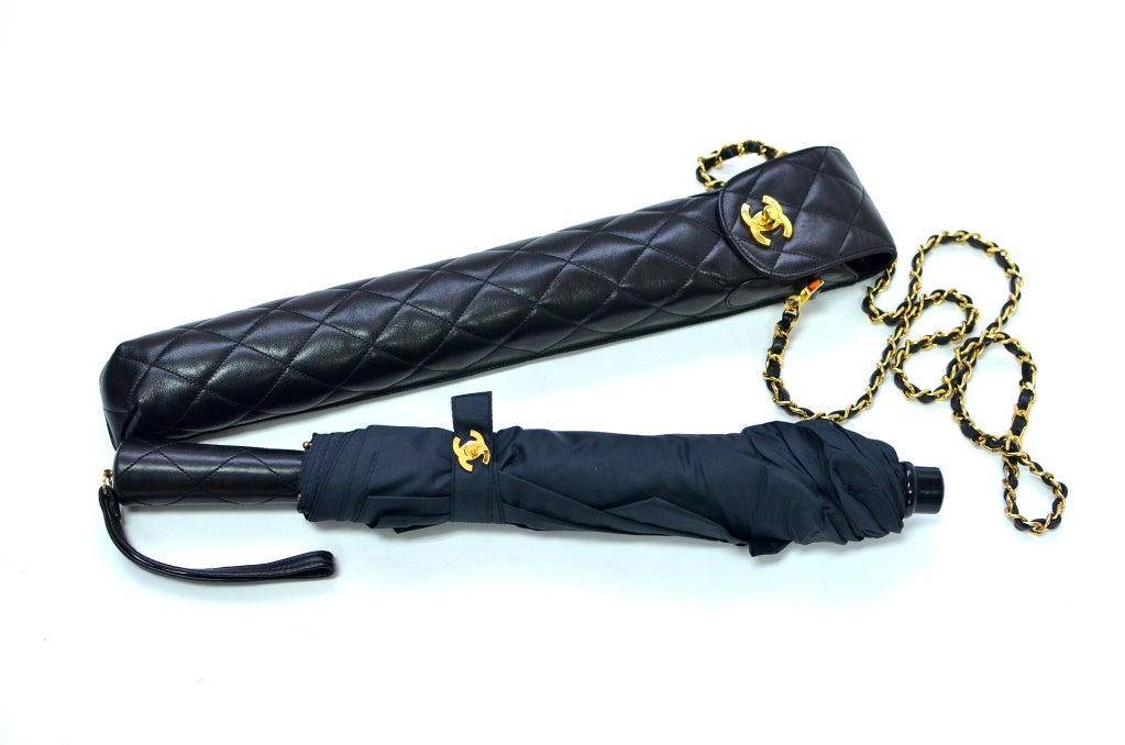 Chanel Umbrella 2