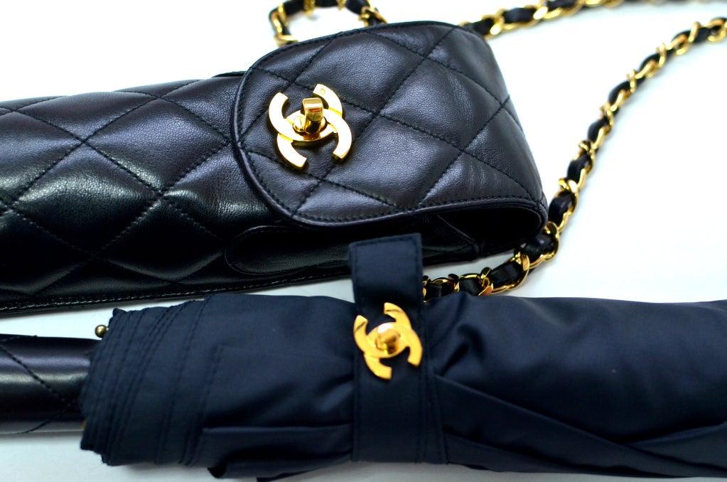 Chanel Umbrella 3