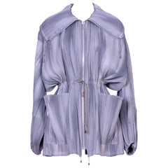 Vintage 80's ISSEY MIYAKE Pleats Jacket