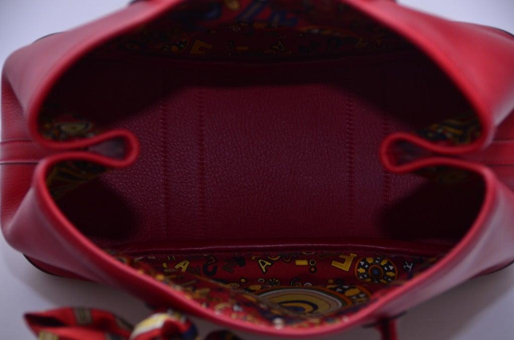 Hermes Garden Party Handbag at 1stdibs