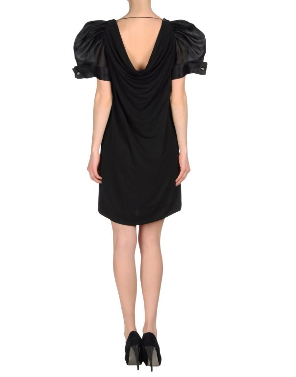 Viktor & Rolf Dress Big  Puff  Sleeve New For Sale 4