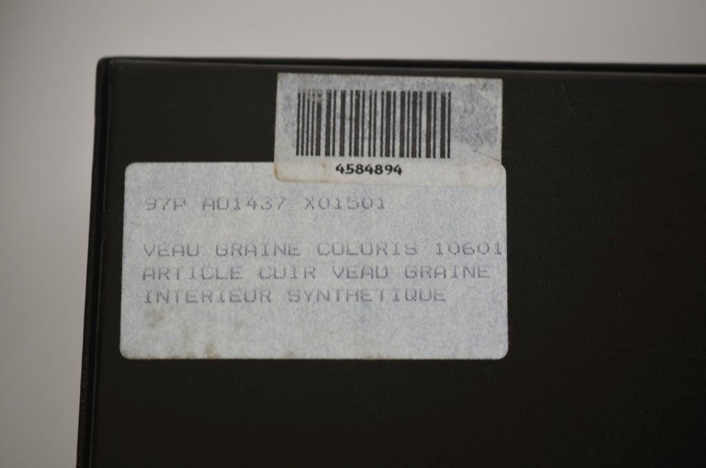 Chanel '97 Collectors Mini Clutch 7