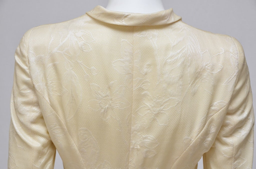 Women's Alexander McQueen Jacket Tailcoat  Runway  '07 For Sale