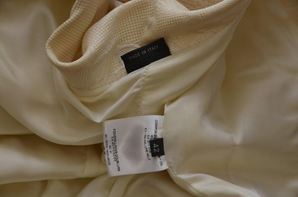 Alexander McQueen Jacket Tailcoat  Runway  '07 For Sale 3