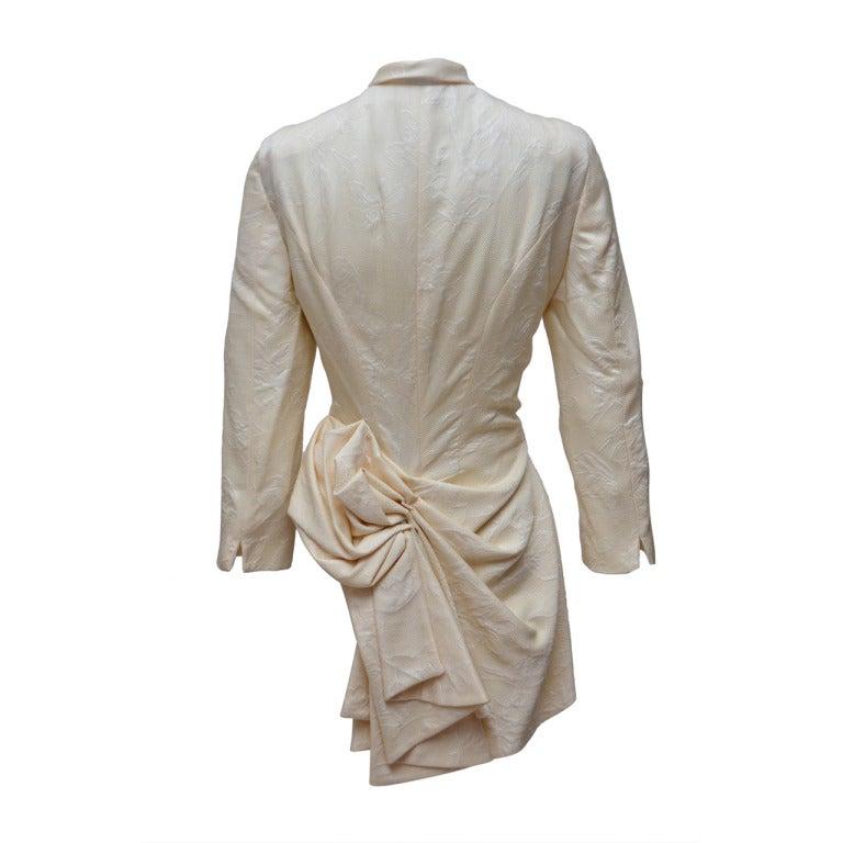Alexander McQueen Jacket Tailcoat  Runway  '07 For Sale