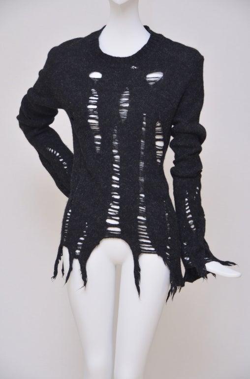 Junya Watanabe Comme Des Garcons Sweater '03 2